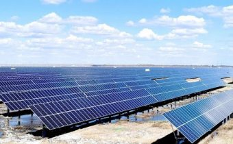 Development of solar power plant assets