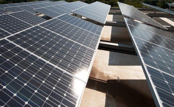 大廈頂太陽能